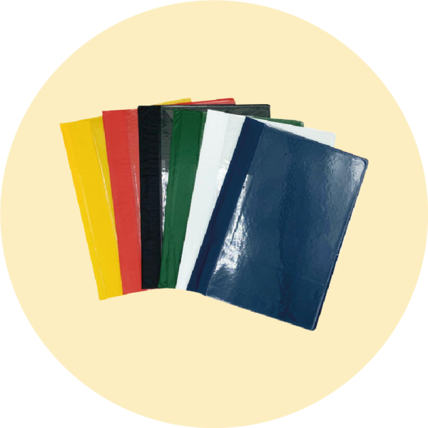 Folder Plástico