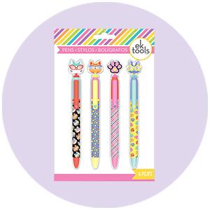 Bolígrafos Y Libretas
