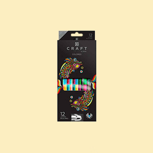 Lápices De Colores Escolares